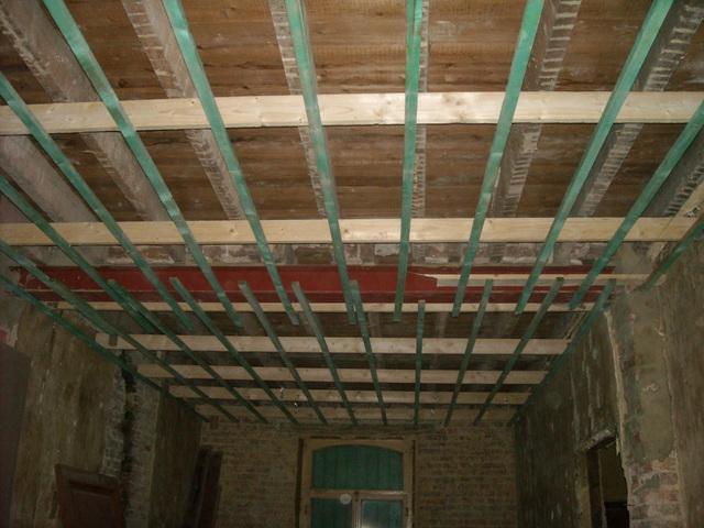 Faux Plafond Nouveau Mur Blogdedj